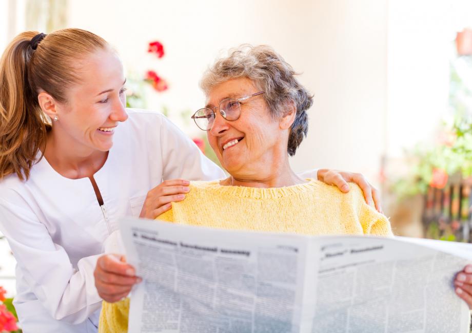 duaal leren in de ouderenzorg