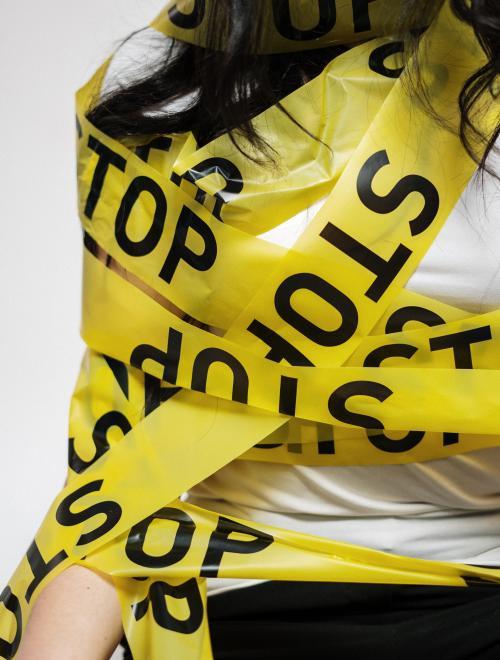waarschuwings-tape