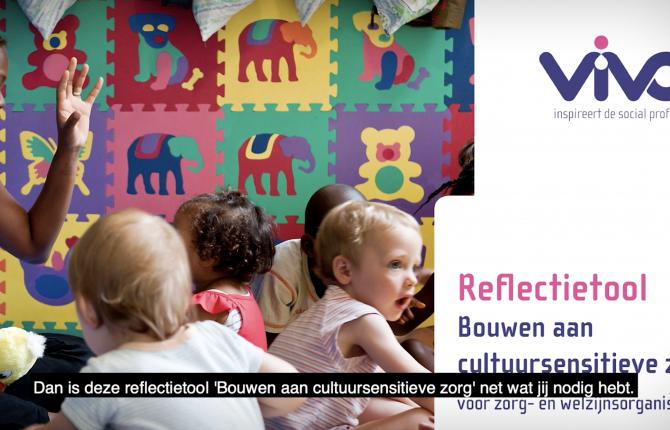 video reflectietool bouwen aan cultuursensitieve zorg