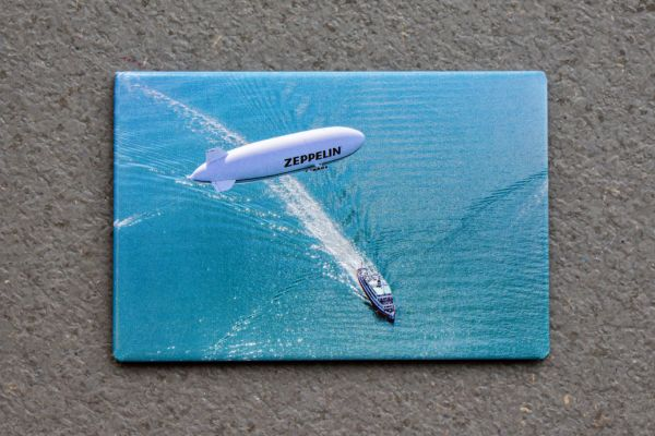 "Foto Magnet ""Zeppelin NT"" 9"