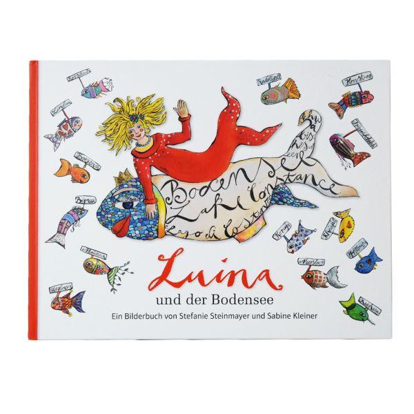 """Bilderbuch """"Luina und der Bodensee"""""""