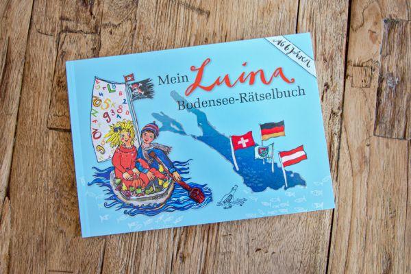 Mein Luina Bodensee-Rätselbuch
