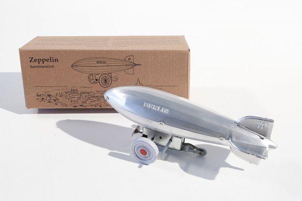 Zeppelin Blechspielzeug für Dekoration