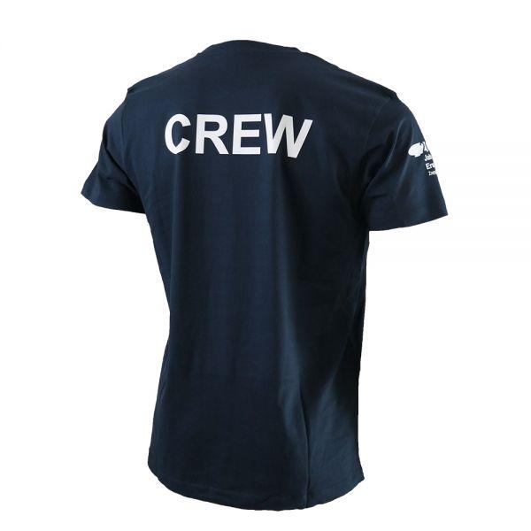 Zeppelin Crew T-Shirt blau