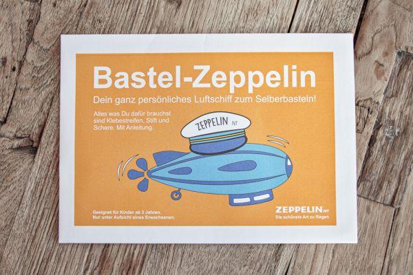 """Bastel """"Zeppelin"""""""