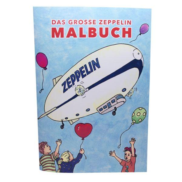 "Malbuch ""Zeppelin"""