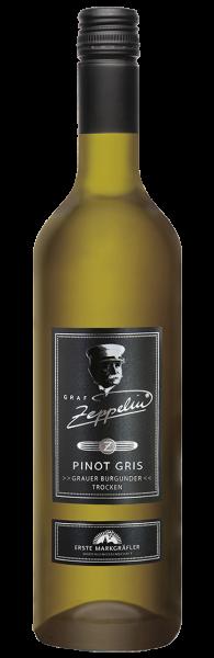 Graf Zeppelin Wein Pinot Gris – Grauer Burgunder Qw Baden trocken