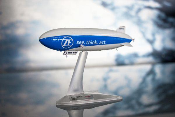 Zeppelin NT Modell 1:500 ZF Limited Edition von Herpa