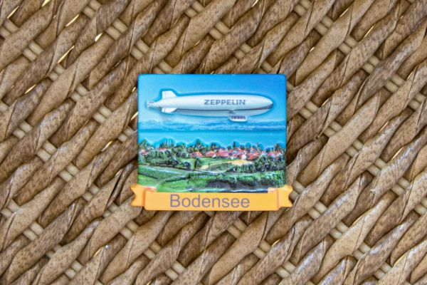 3D Magnet Zeppelin-Bodensee