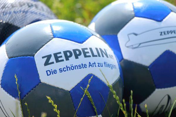 "Fußball ""Zeppelin"""