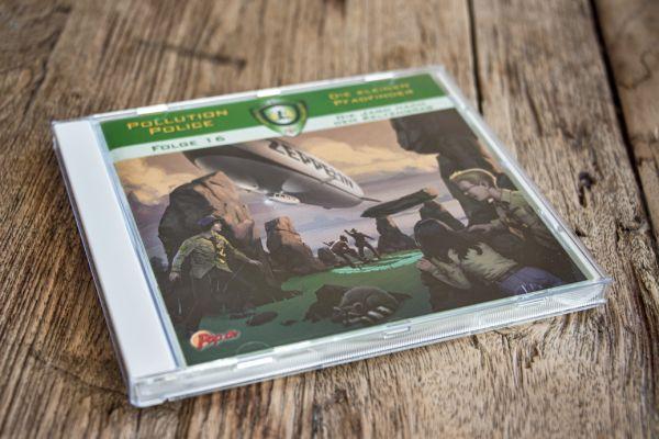 CD Die Jagd nach dem Keltengrab mit dem Zeppelin