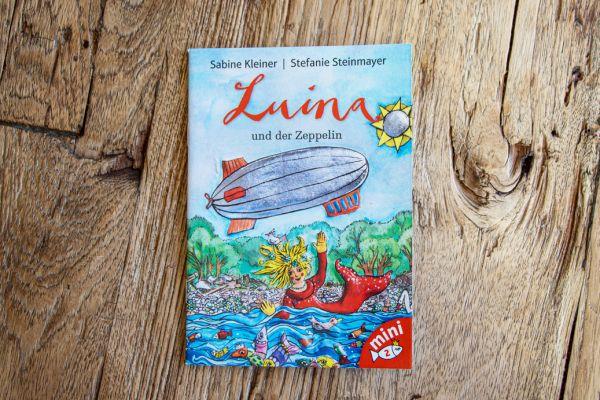 Luina und der Zeppelin Minibuch