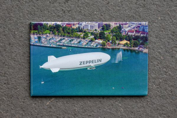 "Foto Magnet ""Zeppelin NT"" 7"