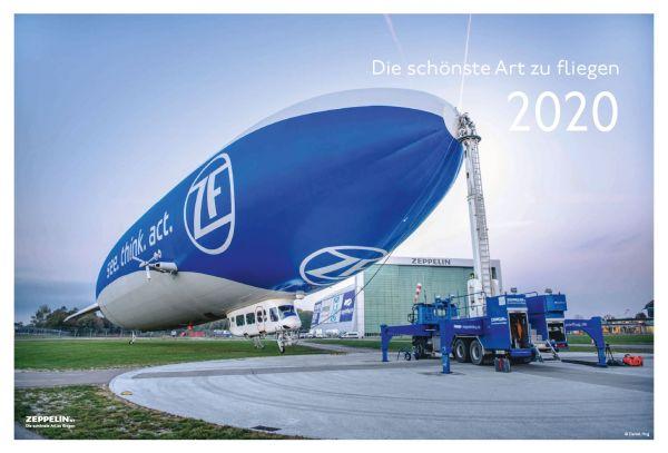 Zeppelin Kalender 2020