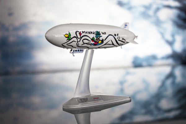 Sondermodell Zeppelin NT Modell 1:500 MAINAU von Herpa