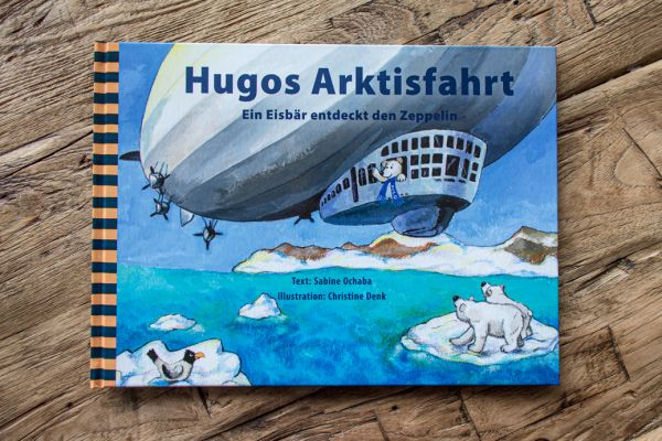 "Hugos Arktisfahrt "" Ein Eisbär entdeckt den Zeppelin"""