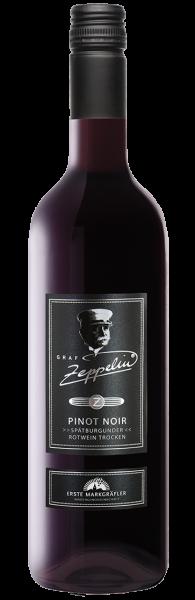 Graf Zeppelin Pinot Noir – Spätburgunder Rotwein Baden Qualitätswein trocken