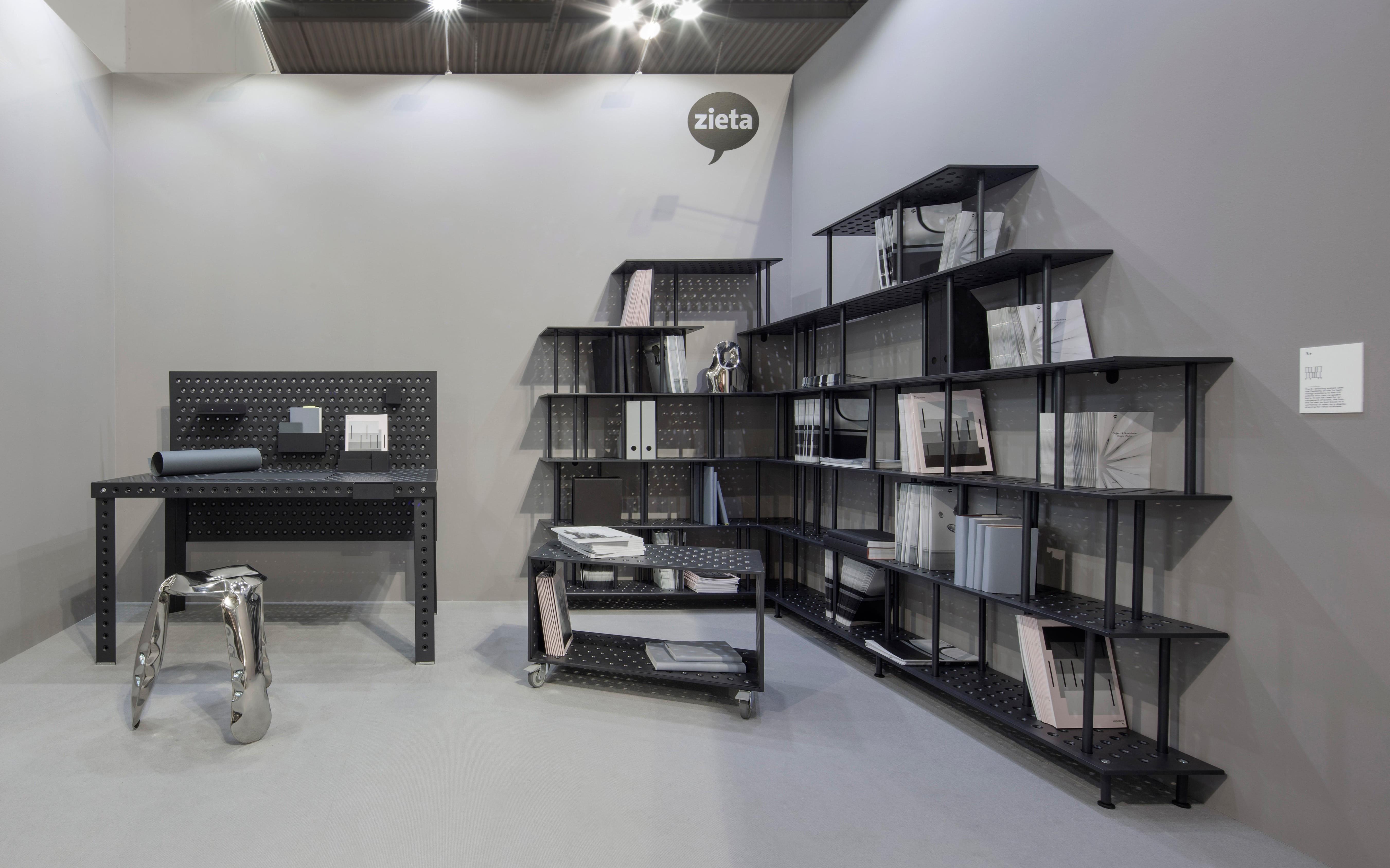 Milan Design Week 2017 - ZIETA