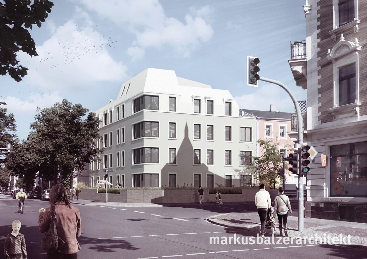 Titelbild von 'Maxim-Gorki-Straße'