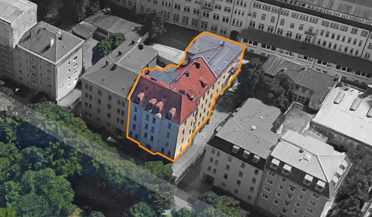 Titelbild von 'Thorwaldsenstraße'